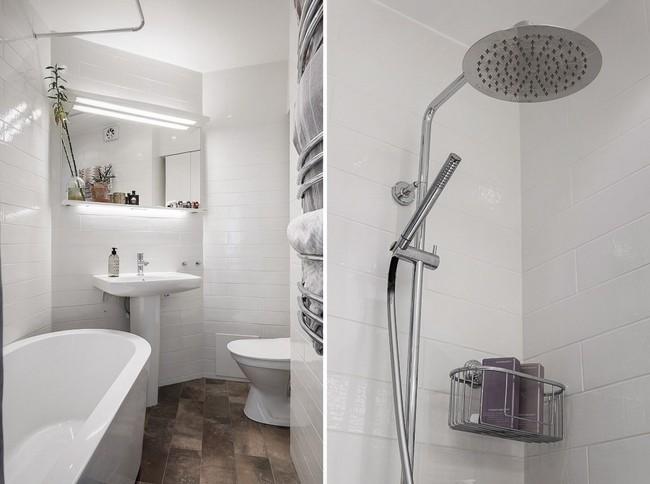 Điểm chút sắc hồng tươi sáng cho căn hộ ở Nga, thiết kế vẫn hiện lên đặc trưng nét sang trọng trong từng góc cạnh - Ảnh 15.