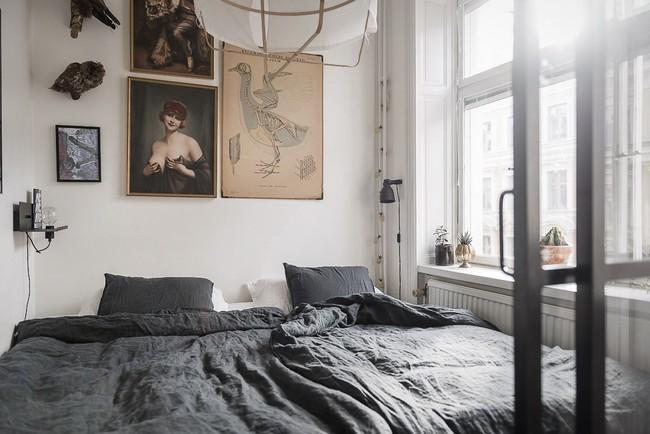 Điểm chút sắc hồng tươi sáng cho căn hộ ở Nga, thiết kế vẫn hiện lên đặc trưng nét sang trọng trong từng góc cạnh - Ảnh 8.