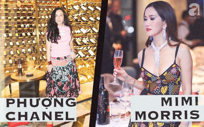 So sánh Phượng Chanel và Mimi Morris - Ảnh 1.