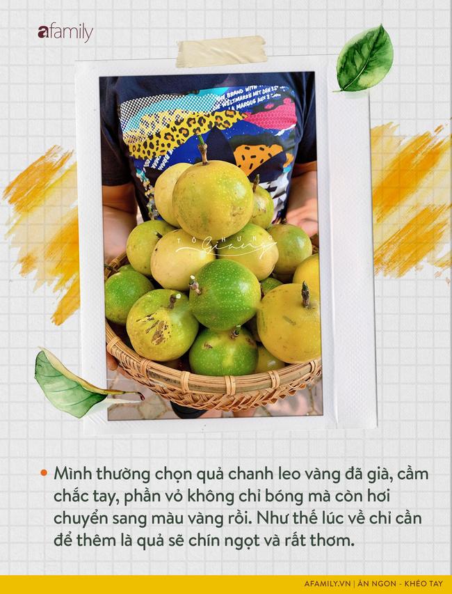 Khám phá dòng chanh leo cực mới lạ được trồng thành công tại cao nguyên Mộc Châu trù phú cùng Hot Facebooker Tô Hưng Giang - Ảnh 9.