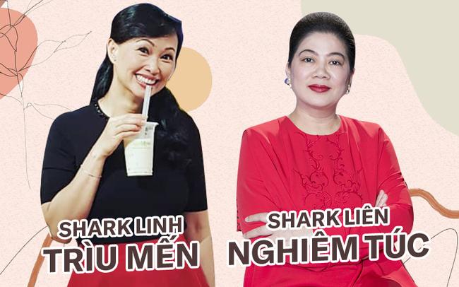 """Shark Linh và Shark Liên - hai người phụ nữ đanh thép nhưng khi """"ngồi cạnh nhau"""" lại có nhiều điều thú vị không thể ngờ từ thương trường đến cuộc sống riêng - Ảnh 1."""