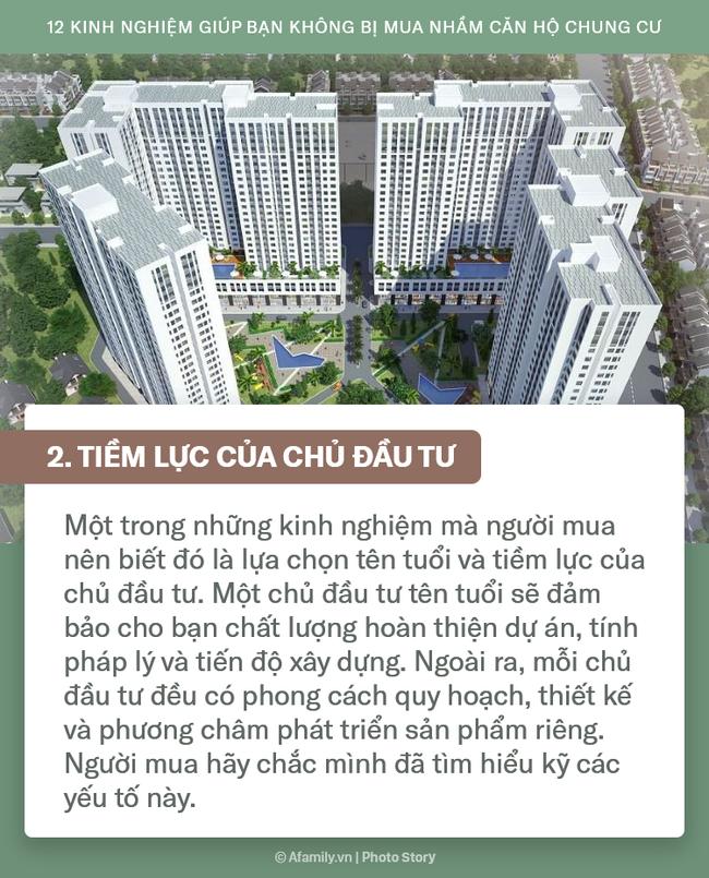 12 kinh nghiệm sống còn được truyền lại từ những người đi trước dành cho ai đang có ý định mua chung cư để căn hộ xứng đáng với số tiền bạn bỏ ra - Ảnh 2.