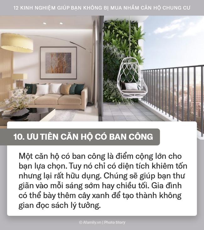 12 kinh nghiệm sống còn được truyền lại từ những người đi trước dành cho ai đang có ý định mua chung cư để căn hộ xứng đáng với số tiền bạn bỏ ra - Ảnh 10.