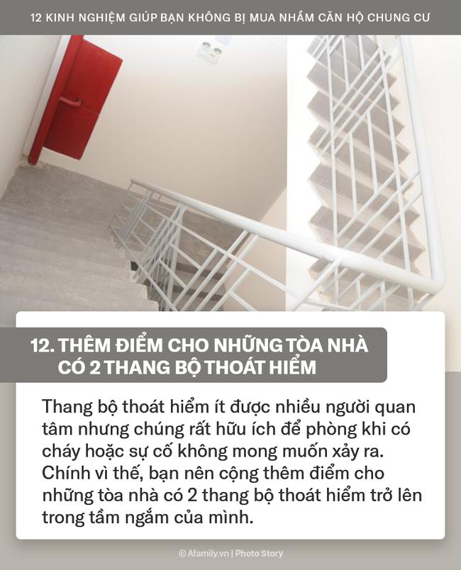 12 kinh nghiệm sống còn được truyền lại từ những người đi trước dành cho ai đang có ý định mua chung cư để căn hộ xứng đáng với số tiền bạn bỏ ra - Ảnh 12.