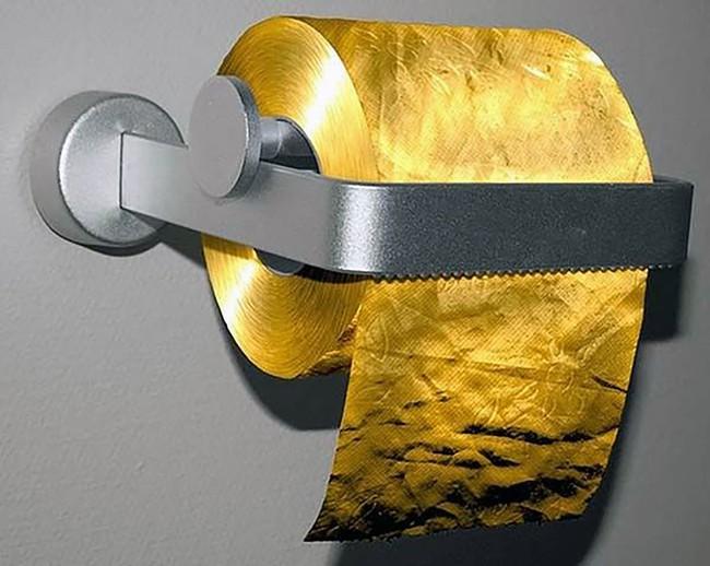 Ở Việt Nam bị thơ ơ nhưng giấy vệ sinh tại nước ngoài lại có giá đắt cắt cổ với muôn hình vạn trạng thu hút khách hàng - Ảnh 12.