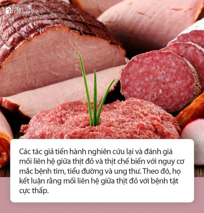 Xuất hiện nghiên cứu đánh bật lại việc khuyên cắt giảm thịt đỏ và thịt chế biến sẵn: Giới chuyên gia lật tẩy sự lừa dối trắng trợn! - Ảnh 1.