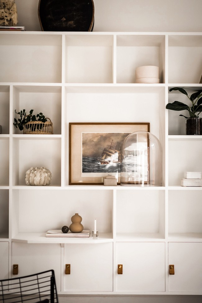 Bài trí nội thất tưởng đơn giản, ít ỏi, căn hộ nhỏ 44m2 ở Nga vẫn hiện lên vô cùng lộng lẫy - Ảnh 15.