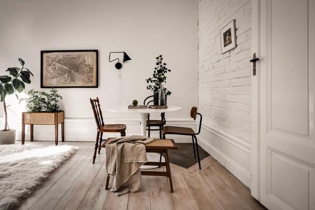 Bài trí nội thất tưởng đơn giản, ít ỏi, căn hộ nhỏ 44m2 ở Nga vẫn hiện lên vô cùng lộng lẫy - Ảnh 8.