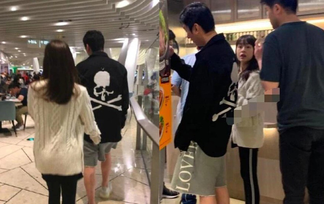 Bắt gặp Vương Tư Thông nắm tay hẹn hò bạn gái nhân dịp nghỉ lễ Quốc khánh - Ảnh 3.