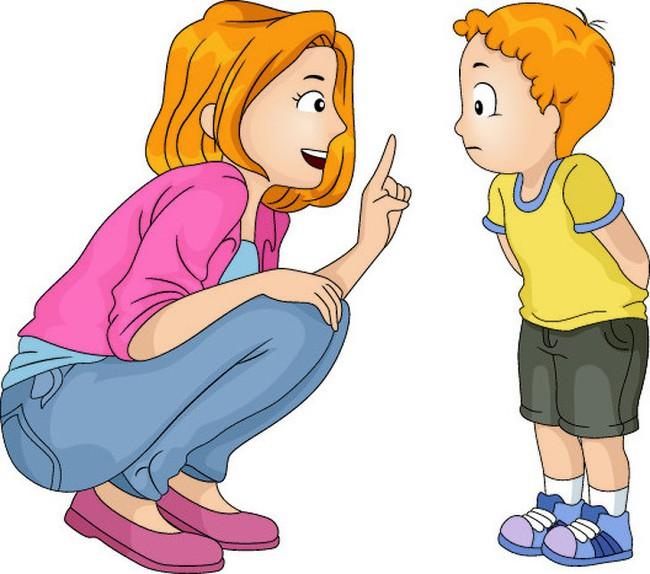 Nói sùi bọt mép mà con vẫn nghệt mặt không hiểu, đó là bởi bố mẹ chưa biết 9 bước truyền tải thông điệp đơn giản nhưng hữu ích này - Ảnh 2.