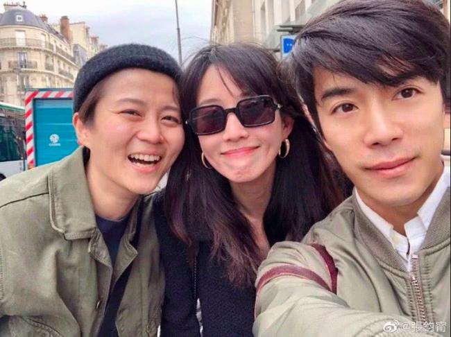 Sau khi giải quyết hàng loạt tin đồn tình cảm, Trương Quân Ninh vui vẻ khoe ảnh nghỉ lễ cùng bạn bè - Ảnh 7.