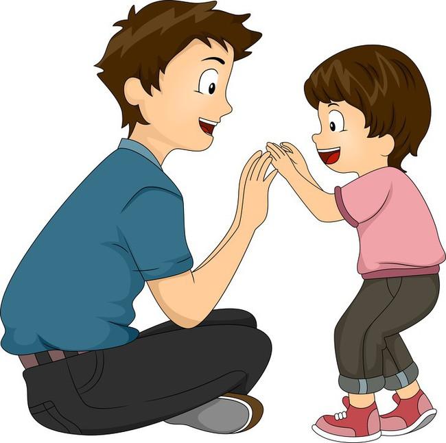 Nói sùi bọt mép mà con vẫn nghệt mặt không hiểu, đó là bởi bố mẹ chưa biết 9 bước truyền tải thông điệp đơn giản nhưng hữu ích này - Ảnh 6.