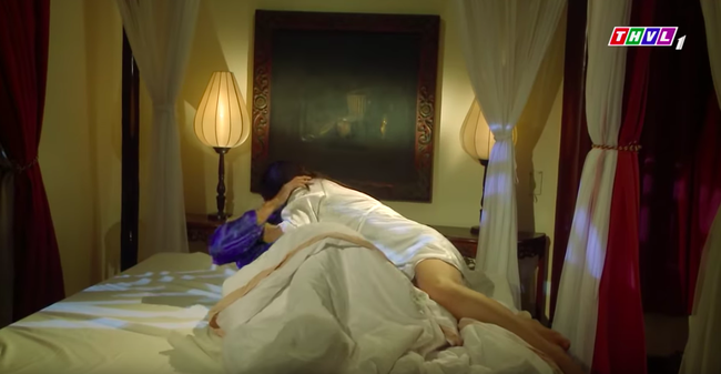 """""""Tiếng sét trong mưa"""": Hạnh Nhi - Thảo Trang công khai chuyện có ngực sexy trong cảnh nóng là nhờ dao kéo size siêu to   - Ảnh 7."""
