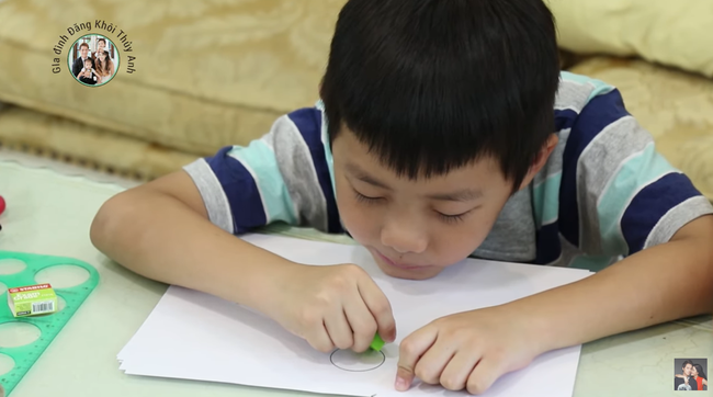 Hotmom Thủy Anh dạy con vẽ 10 loại động vật đơn giản, cha mẹ nào cũng có thể học theo! - Ảnh 8.