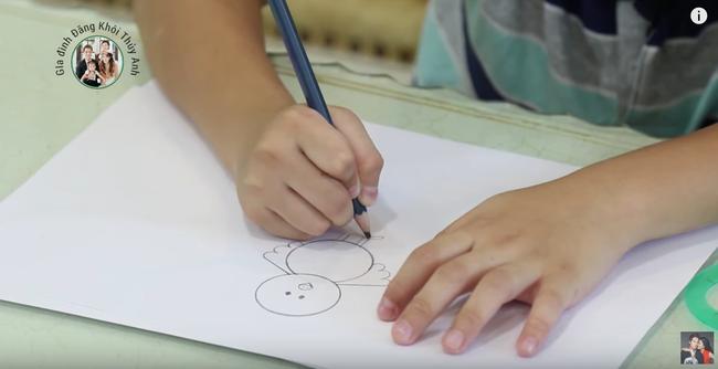 Hotmom Thủy Anh dạy con vẽ 10 loại động vật đơn giản, cha mẹ nào cũng có thể học theo! - Ảnh 9.