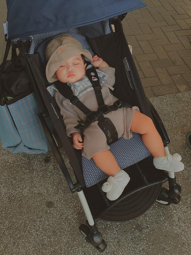 """Học ông bố đơn thân """"thiết quân luật"""" cho con từ khi lọt lòng, 3 tháng bé đã ngủ 1 mạch xuyên đêm - Ảnh 10."""