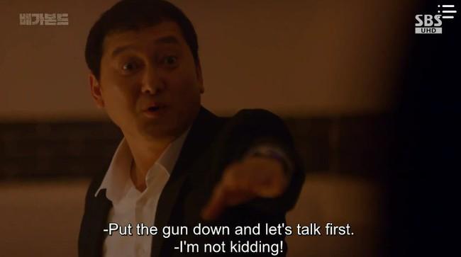 """""""Vagabond"""": Choáng với cảnh Suzy say rượu, đè Lee Seung Gi hôn đắm đuối  - Ảnh 10."""