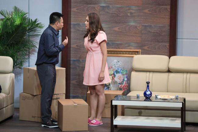 """""""Ơn giời cậu đây rồi"""": Hóa thân thành """"thái giám"""", Lê Dương Bảo Lâm """"chặt đẹp"""" Trấn Thành và giành cúp của chương trình - Ảnh 8."""