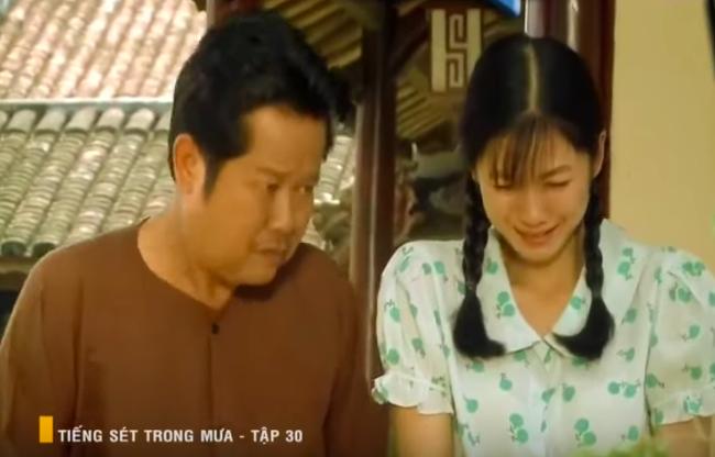 """""""Tiếng sét trong mưa"""": Con gái Thị Bình bị vợ kế Khải Duy tát thẳng mặt, mắng thêm câu """"đồ hèn mọn"""" dù không làm sai - Ảnh 7."""