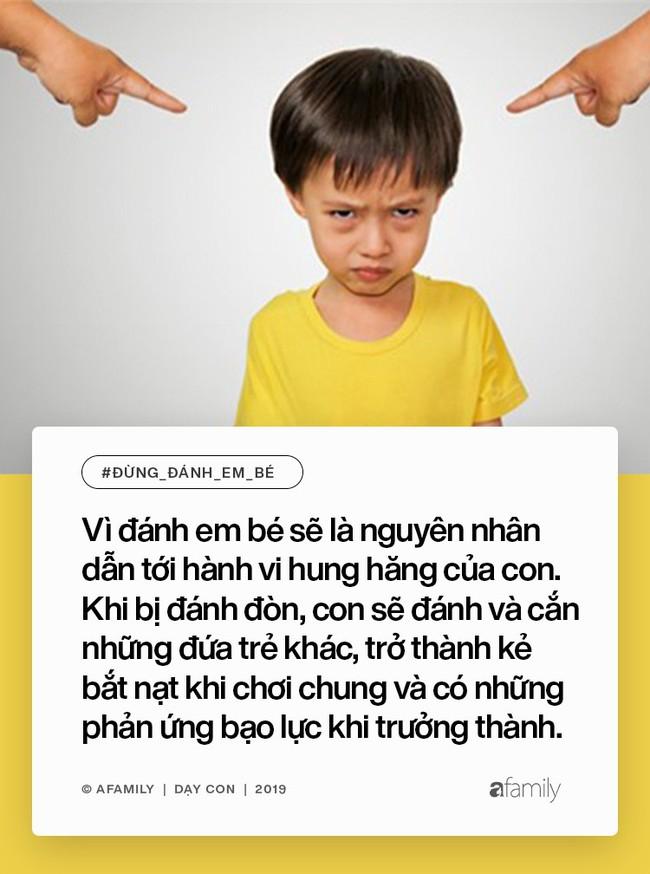 Đừng đánh em bé - Ảnh 1.