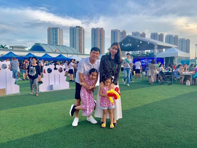 """Trước khi đường ai nấy đi, vợ chồng Lưu Hương Giang - Hồ Hoài Anh là một """"cặp bài trùng"""" trong cách dạy con - Ảnh 4."""