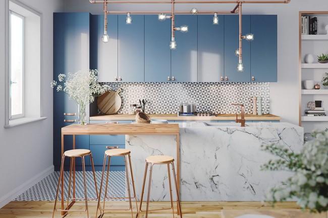 Tư vấn thiết kế nhà ở gia đình có diện tích (3.5x10m2) theo phong cách tối giản với chi phí hơn 900 triệu - Ảnh 7.