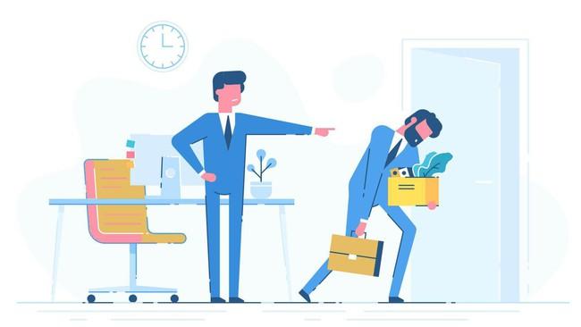 Khi đồng nghiệp vừa bị đuổi việc thì đừng nói 7 điều sau kẻo bị ghét cho đến già - Ảnh 1.