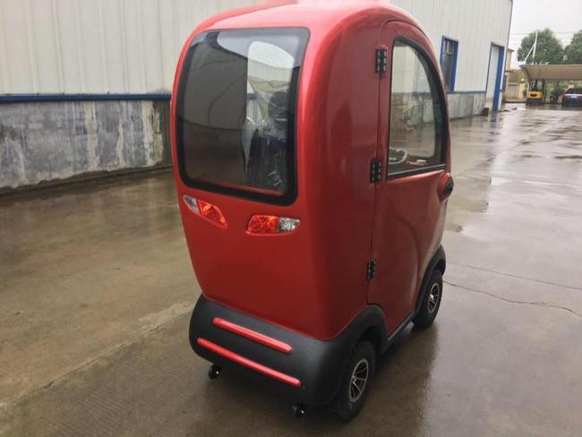 Chiêm ngưỡng 3 mẫu xe ô tô điện mini siêu hot trong thời điểm này, cái đắt nhất cũng chỉ 100 triệu đồng - Ảnh 15.