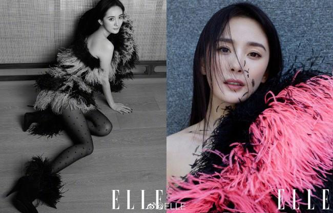 Chồng cũ vừa dính tin đồn hẹn hò gái trẻ, Dương Mịch đã kịp hồi xuân với tóc tết hai bên  - Ảnh 6.