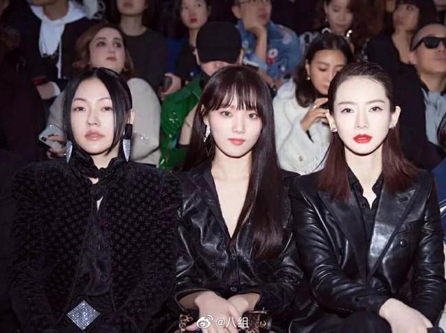 """Khi các mỹ nhân Hoa ngữ và Hàn Quốc đứng chung khuôn hình: Người lên đồ """"sương sương"""" vẫn nhận mưa lời khen, kẻ trang điểm lồng lộn lại bị chê già nua  - Ảnh 4."""