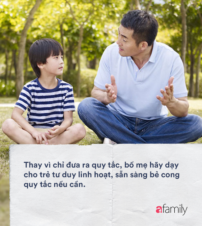 """5 cách dạy dỗ kìm hãm sự trưởng thành của con, bố mẹ còn tiếp tục thì chẳng khác nào """"đè một gã thiếu niên ra bắt mặc bỉm"""" - Ảnh 5."""