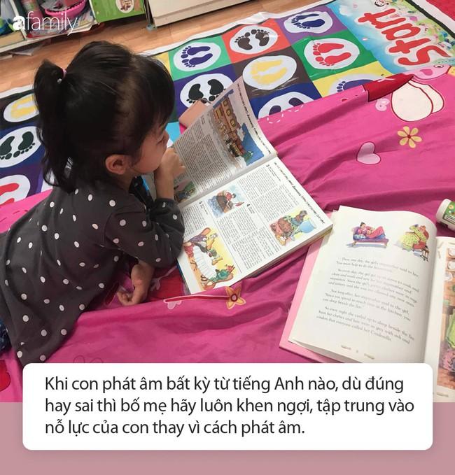 Bí kíp tự dạy con tiếng Anh ở nhà của cô giáo Nguyễn Thị Quỳnh Thơ: 4 tuổi nhưng con tự tin nói tiếng Anh sõi như tiếng mẹ đẻ - Ảnh 5.