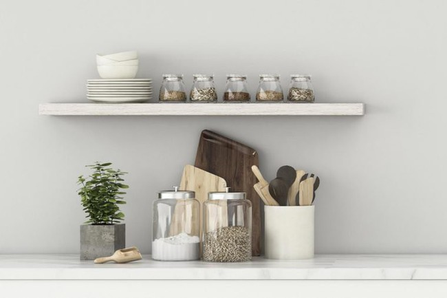 7 sai lầm trong khâu tổ chức khiến nhà bếp của bạn trở nên vô cùng luộm thuộm - Ảnh 2.