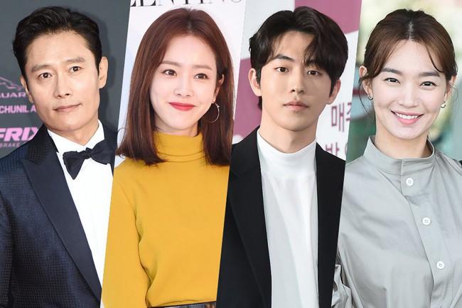 Khán giả xôn xao khi Lee Byung Hun, Han Ji Min, Shin Min Ah và Nam Joo Hyuk cùng xác nhận tham gia phim mới - Ảnh 1.
