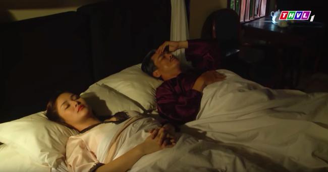 """""""Tiếng sét trong mưa"""": Mặc áo ngủ cực sexy mà Khải Duy không màng tới, bảo sao Hạnh Nhi không ngoại tình  - Ảnh 2."""