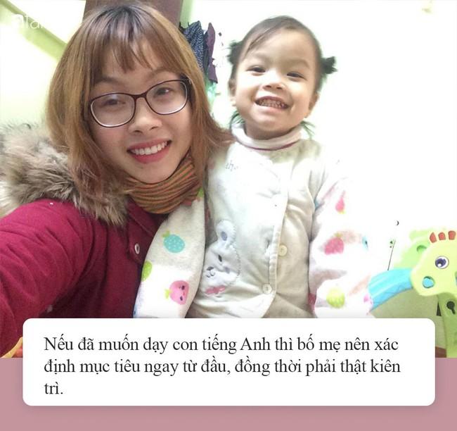 Bí kíp tự dạy con tiếng Anh ở nhà của cô giáo: 4 tuổi nhưng con tự tin nói tiếng Anh sõi như tiếng mẹ đẻ - Ảnh 7.