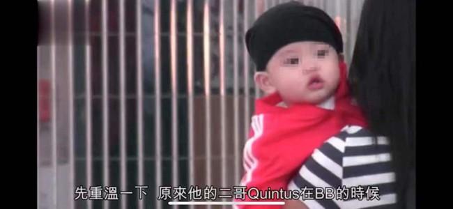 Cận cảnh diện mạo con trai thứ 3 của Trương Bá Chi, cư dân mạng phát sốt vì vẻ ngoài đáng yêu không kém gì hai anh trai - Ảnh 5.