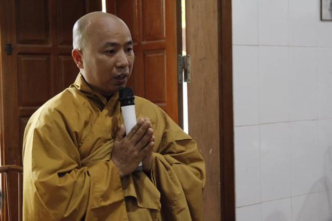 Giáo hội Phật giáo Việt Nam lên tiếng việc sư Toàn xin giữ tài sản 200-300 tỷ - Ảnh 1.