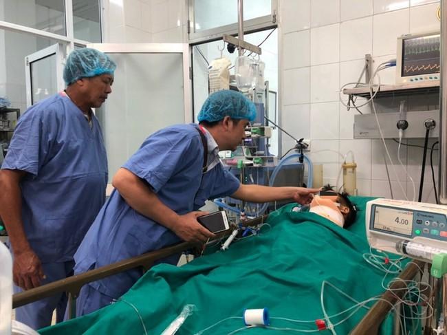 Ca phẫu thuật bệnh nhân