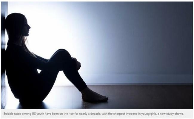 Ngày càng nhiều người trẻ muốn tự tử do áp lực cuộc sống giống như cô gái này - Ảnh 3.