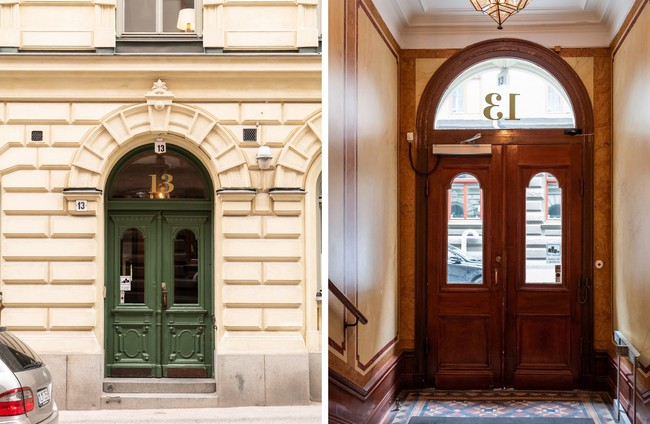 Một chút màu xanh coban sẫm cho căn hộ ở Nga đẹp sang chảnh đến khó cưỡng - Ảnh 11.