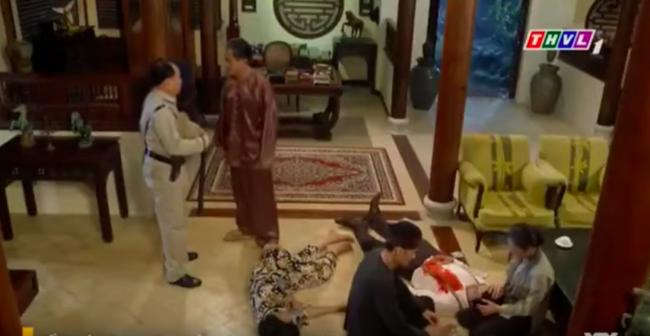 """""""Tiếng sét trong mưa"""": Khải Duy đau xé tâm can nhìn con trai chết trước mặt, Thị Bình trở thành kẻ tội đồ  - Ảnh 6."""