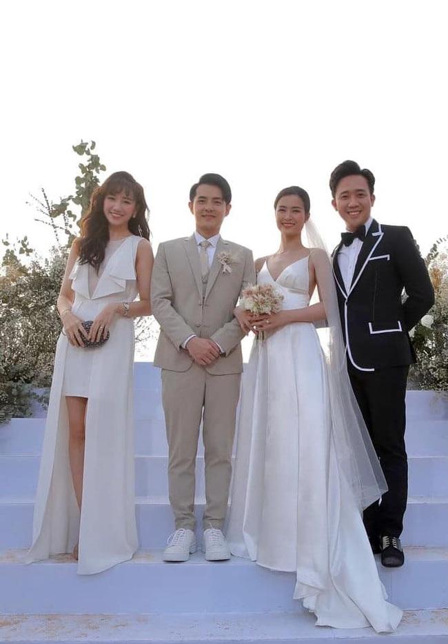 """Vừa """"tình chàng ý thiếp"""" hạnh phúc đi đám cưới Nhi - Thắng, Hari Won đã thông báo nguyên nhân khiến tình yêu với Trần Thành """"kết thúc"""" - Ảnh 4."""