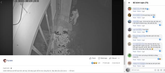 Clip: Lại thêm một vụ trộm khó hiểu nhất mạng xã hội, ai xem xong cũng thắc mắc không hiểu tại sao - Ảnh 3.