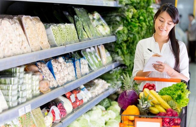 16 mẹo bạn thường xuyên phải sử dụng khi đi siêu thị để không bao giờ cháy túi khi mua hàng  - Ảnh 1.