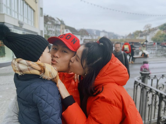 Vi vu trời Âu mãi chưa chịu về, vợ chồng Kỳ Hân - Mạc Hồng Quân còn được khen vừa ăn chơi vừa lên trình chụp ảnh đẹp như tạp chí - Ảnh 1.