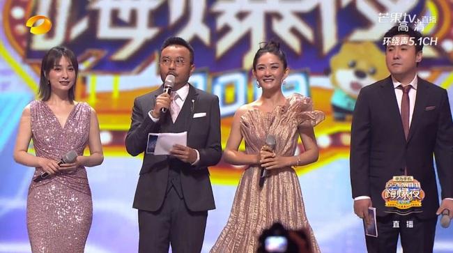 """""""Nữ MC số 1 Trung Quốc"""" Tạ Na lại gây náo loạn với nhan sắc bị makeup hại, netizen ví von như Bao Thanh Thiên - Ảnh 7."""