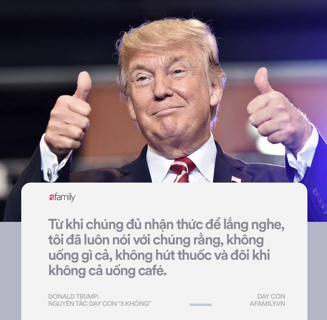 Làm tổng thống thì gây tranh cãi nhưng về cách dạy con, đố ai bắt bẻ được Donald Trump điều gì - Ảnh 4.
