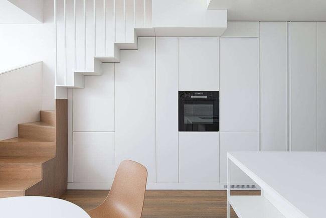 Nhà phố đẹp hiện đại với thiết kế vô cùng đơn giản, ai sống ở đây có lẽ cũng phát thèm - Ảnh 4.