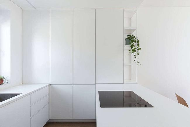 Nhà phố đẹp hiện đại với thiết kế vô cùng đơn giản, ai sống ở đây có lẽ cũng phát thèm - Ảnh 5.